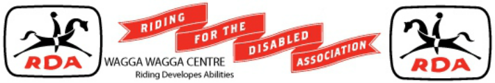 Riding for the Disabled Association, NSW - Wagga Centre